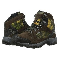 ハイテック Hi-Tec メンズ シューズ・靴 ブーツ【Borah Peak I-Shield Waterproof】Dark Chocolate/Camo