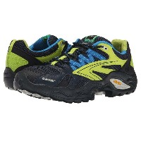 ハイテック Hi-Tec メンズ シューズ・靴 スニーカー【V-Lite Flash Force Low I-Shield Waterproof】Navy/Limoncelllo/Aqua
