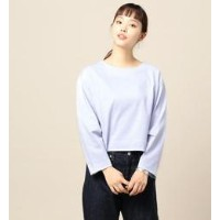 BY コットンショート丈袖タックカットソー【ビューティアンドユース ユナイテッドアローズ/BEAUTY&YOUTH UNITED ARROWS Tシャツ・カットソー】