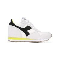 Diadora Heritage By The Editor - Trident スニーカー - women - コットン/レザー/スエード/rubber - 4.5