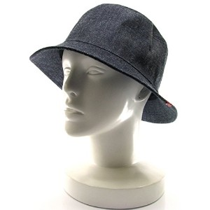 BACKET HAT Color:DENIM Size:F - GOWEST -