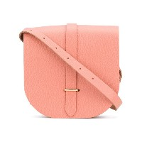The Cambridge Satchel Company - buckled cross body bag - women - カーフレザー - ワンサイズ