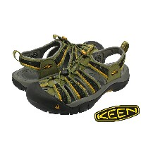 KEEN MEN NEWPORT H2 【メンズ】 キーン メン ニューポート H2 BURNT OLIVE/GOLDEN YELLOW