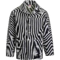 ポインター Pointer Brand メンズ アウター ジャケット【Shawl Collar Jacket】Hickory Stripe