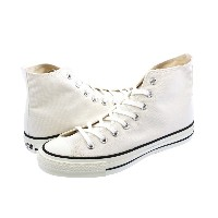 [コンバース]CONVERSE CANVAS ALL STAR J HI WHITE 【MADE IN JAPAN】 [ウェア&シューズ]