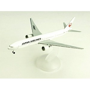 JALUX(ジャルックス) 1/600 ボーイング 777-300 JAL 日本航空