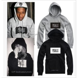 Men and women PIGALLE A $ AP Rocky HBA PYREX sweater jacket