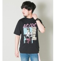 UR AC/DC T-SHIRTS【アーバンリサーチ/URBAN RESEARCH Tシャツ・カットソー】