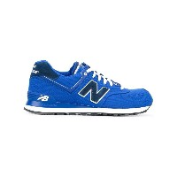 New Balance - lace up sneakers - men - ナイロン/Synthetic Resin/rubber - 43