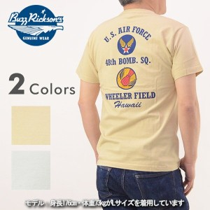 BUZZ RICKSON'S バズリクソンズ BR77695[a7s]プリントTシャツ 半袖 米国製