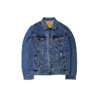 LEVI'S THE TRUCKER DENIM JACKET (0130: MEDIUM STONEWASH)リーバイス/デニムジャケット
