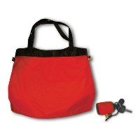SEA TO SUMMIT ウルトラSIL ショッピングバッグ 25L ULTRA-SIL SHOPPING BAG ST83511003 Red トートバッグ (Men's、Lady's)