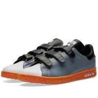 送料無料 店舗限定 海外限定 日本未発売 Men's メンズ ADIDAS X RAF SIMONS STAN SMITH COMFORT Grey White Pumpkin BB2678...