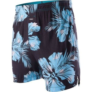 スタンス メンズ 靴下 アンダーウェア Stance Mercato Flamingo Flowers Underwear - Men's Blue