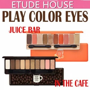 ★ETUDE HOUSE★ 韓国コスメPlay Color Eyes Cherry Blossom 柔らかい目元を演出してくれるポイントメイクプレイカラーアイズ・イン・ザ Play color eye