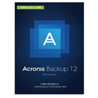Acronis Acronis Backup 12 Workstation License incl.(1台用) AAS BOX Win