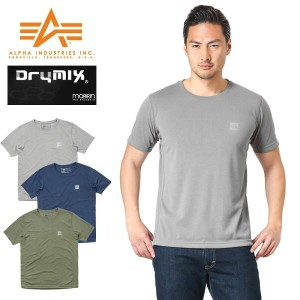 ALPHA アルファ TC1166 S/S TACTICAL Tシャツ