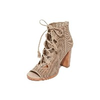 フライ Frye レディース シューズ・靴 ブーツ【Gabby Perf Ghillie Open Toe Booties】Taupe