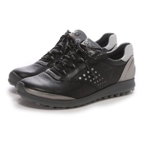 エコー ECCO WOMEN'S GOLF BIOM HYBRID 2(BLACK/BUFFED SILVER) レディース