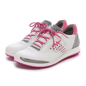 エコー ECCO WOMEN'S GOLF BIOM HYBRID 2(WHITE/CANDY) レディース
