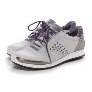 エコー ECCO WOMEN'S GOLF BIOM HYBRID 2(CONCRETE/IMPERIAL PURPLE) レディース