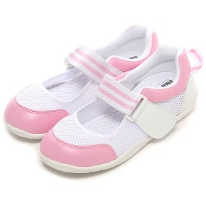 【SALE 20%OFF】SHOE・PLAZA イフミー IFME SC-0003 (ピンク)上履き