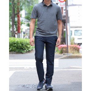 nau(ナウ) ニットポロジャージ―【KNIT COLLAR JERSEY COMMUTER/ASIAN FIT】