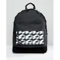 【ポイント2倍!5/25 1:59まで】Mi-Pac Cubic-T Backpack Black