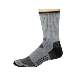カーハート Carhartt メンズ インナー ソックス【Merino Wool All Terrain Crew Sock】Heather Gray