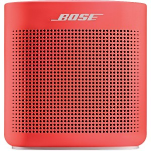 Bose SoundLink Color Bluetooth speaker II : ポータブルワイヤレススピーカー IPX4防滴/NFC対応 コーラルレッド SLink Color II RED...