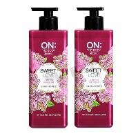[LG H&H] On:the Body Perfume Sweet Love Body Wash ボディウォッシュ 500g *2ea