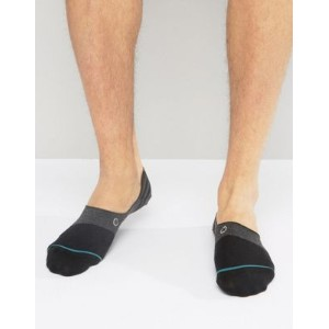 Stance Gamut Invisible Sock In Black