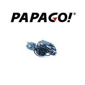PAPAGO A-GS-G08 専用シガー電源シガープラグケーブル 対応機種 GS200/GS381/GS372/S10/S30/S30 Pro
