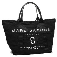 MARC JACOBS バッグ マークジェイコブス M0011223 001 NEW LOGO TOTE TOTE トートバッグ BLACK