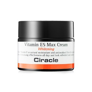 [Ciracle] Vitamin E5 Max Cream - 50ml