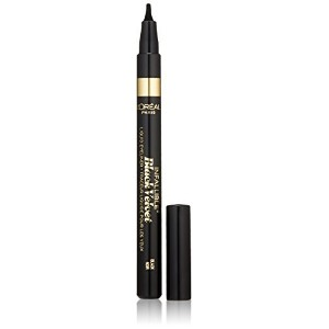 L Oreal Paris Cosmetics Infallible Velvet Liner Black 0.56 Ounce (2015-12-01)