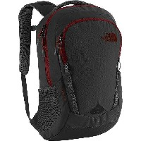 (取寄)ノースフェイス ボルト バックパック The North Face Men's Vault Backpack Asphalt Grey Dark Heather/Cardinal Red