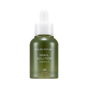 NATURE REPUBLIC Snail Solution AMPOULE ネイチャーリパブリック ネイチャーリパブリックカタツムリソリューション アンプル