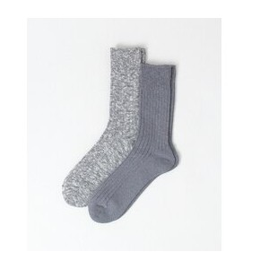 DOORS FORK&SPOON Organic Pack Sox【アーバンリサーチ/URBAN RESEARCH ソックス】