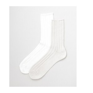 DOORS FORK&SPOON Authentic 2P Socks【アーバンリサーチ/URBAN RESEARCH ソックス】
