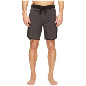 "ハーレー メンズ 水着 水着 Phantom Motion Stripe 19"" Boardshorts Black"