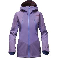 ノースフェイス レディース スノーボード スポーツ The North Face FuseForm Brigandine 3L Jacket - Women's Stellar Blue Fuse