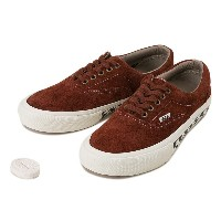 【VANS】 ヴァンズ ERA PRO エラ プロ VN0A347LLOI 16FA (FOX CHK) BROWN