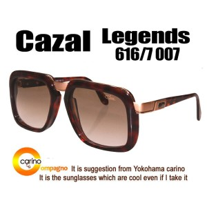 CAZAL LEGENDS 616/7 カザール レジェンズ