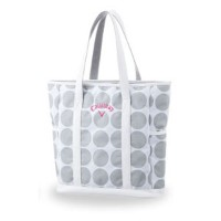 CW17 W CANDYTOTE GRY【税込】 キャロウェイ レディース トートバッグ【数量限定】(グレー) Callaway Candy Tote Women's GRY 5917274 ...