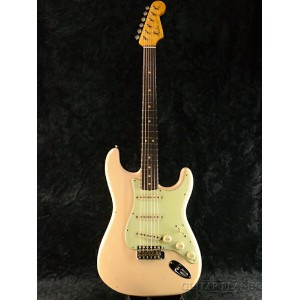 Fender Custom Shop ~2017 NAMM LIMITED~ 1963 Stratocaster Journeyman Relic -Faded/Aged Shell Pink-...