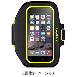 ベルキン iPhone 6s Plus/6 Plus用 Sport−Fit Plus F8W625btC02