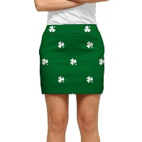 LoudMouth Ladies Shamrocks Skorts (#SK)【ゴルフ レディース>スコート】