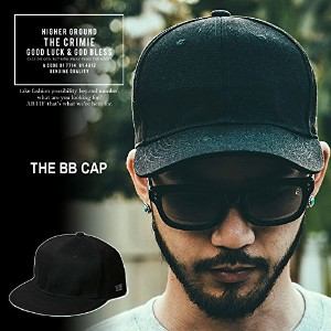 (クライミー)CRIMIE THE BB CAP BLACK FREE