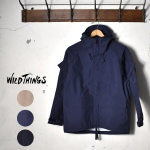 ★20%OFF♪SALE特価!【WILDTHINGS】ワイルドシングスMIG MOUNTAIN PARKA(WT17013A)ミグマウンテンパーカー全3色z10x